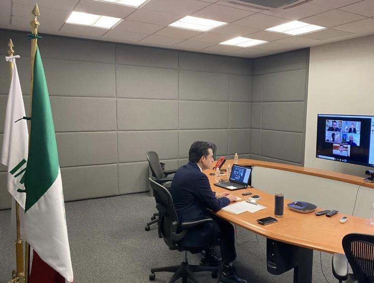 Abrirán guardería del IMSS con consenso de autoridades estatales; el director general Zoé robledo lleva a cabo reuniones virtuales con mandatarios.