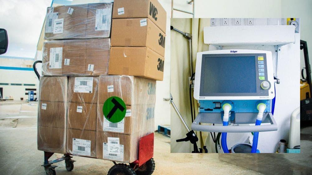 SESA adquiere mas equipo médico para casos de covid-19
