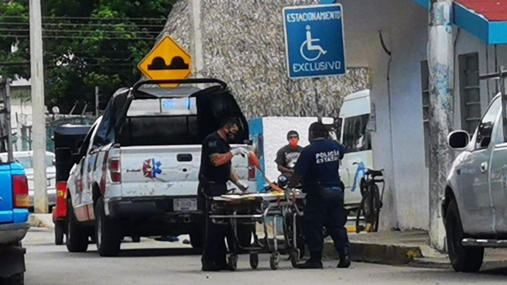 Fallece un masculino en hospital de JMM