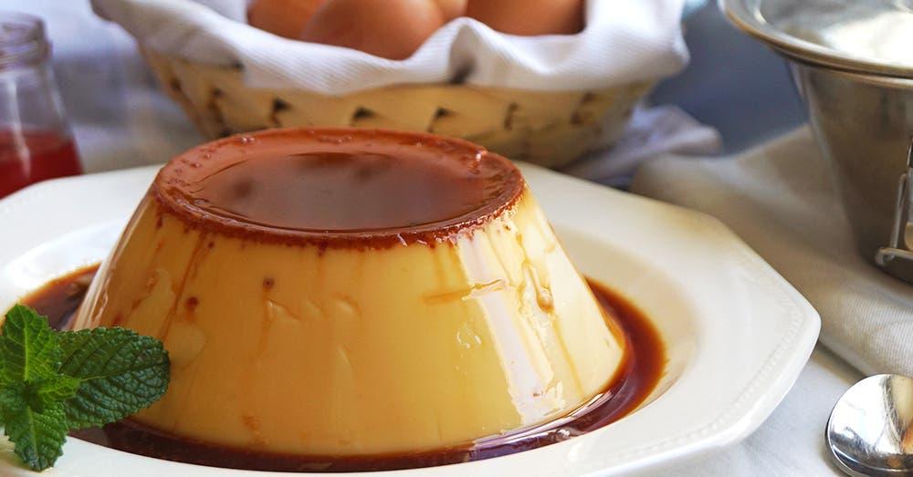 Flan casero: Consiente a tu familia con este delicioso postre