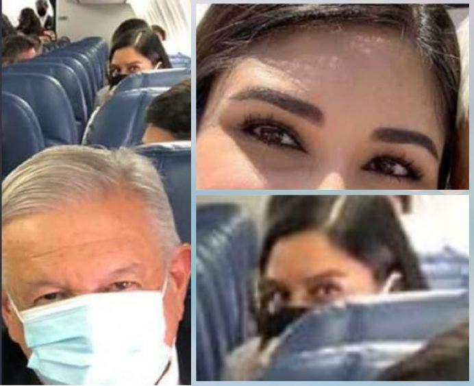 Falso que Geraldine Ponce, diputada por Nayarit, volara con AMLO