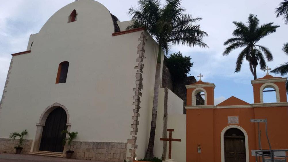 Reapertura gradual de iglesias en zona maya ante crisis sanitaria