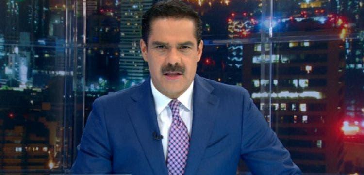 Correrían a Javier Alatorre de TV Azteca tras 20 años al frente de Hechos
