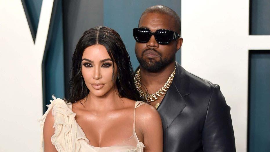 Kanye West revela que lleva años intentado divorciarse de Kim Kardashian