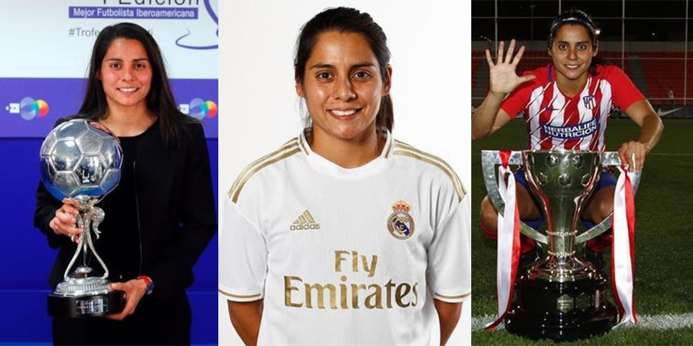 Kenti Robles, primera mexicana en fichar con Real Madrid