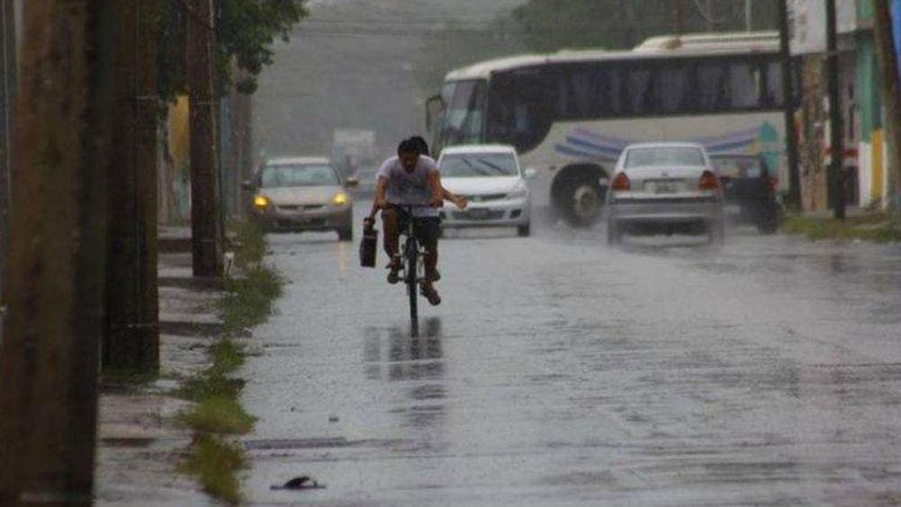 Se espera una semana lluviosa y bochornos en Yucatán