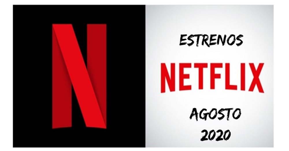 Netflix: Estrenos de series, películas y documentales en agosto 2020