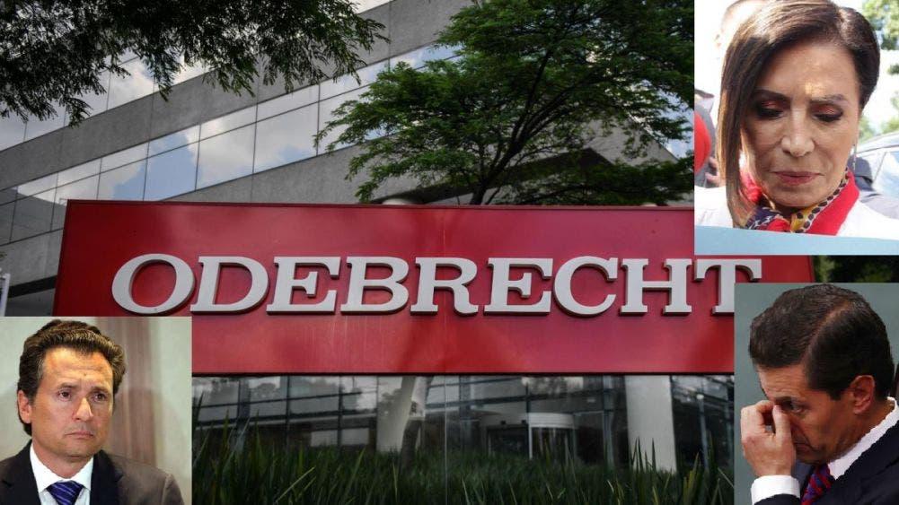 Acuerda Lozoya aportar información sobre Odebrecht: AMLO