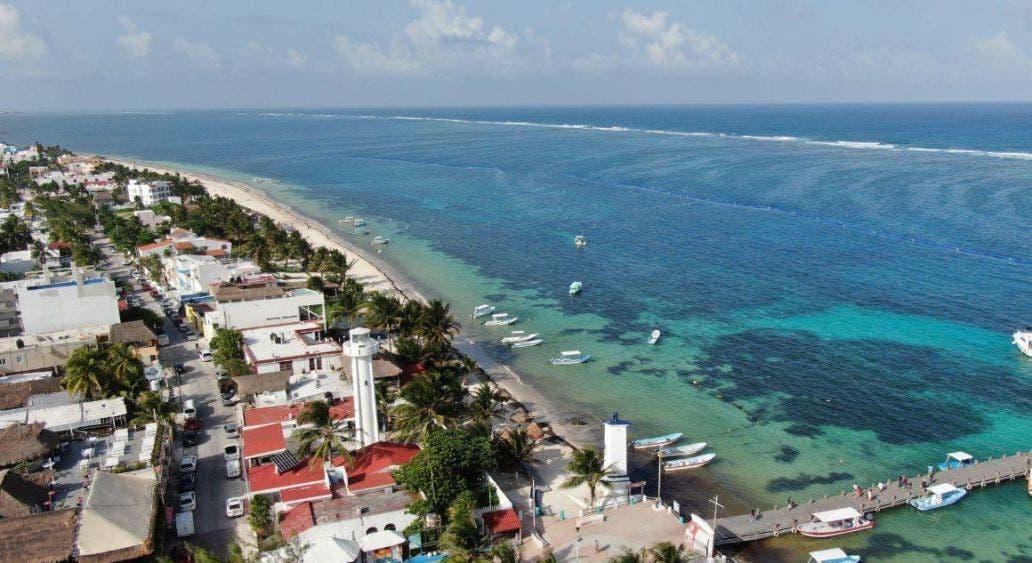 Entre el 28 de junio y el 27 de julio se retiraron 1,662 metros cúbicos de la planta marina, detalla la Presidenta Municipal