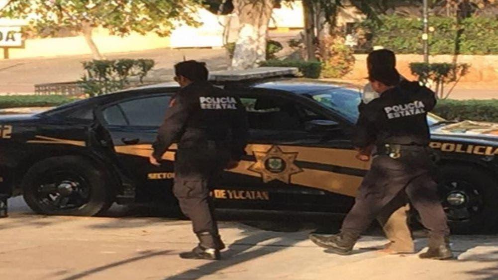 Reportan 12 policías muertos por coronavirus en Yucatán; 46 tienen síntomas