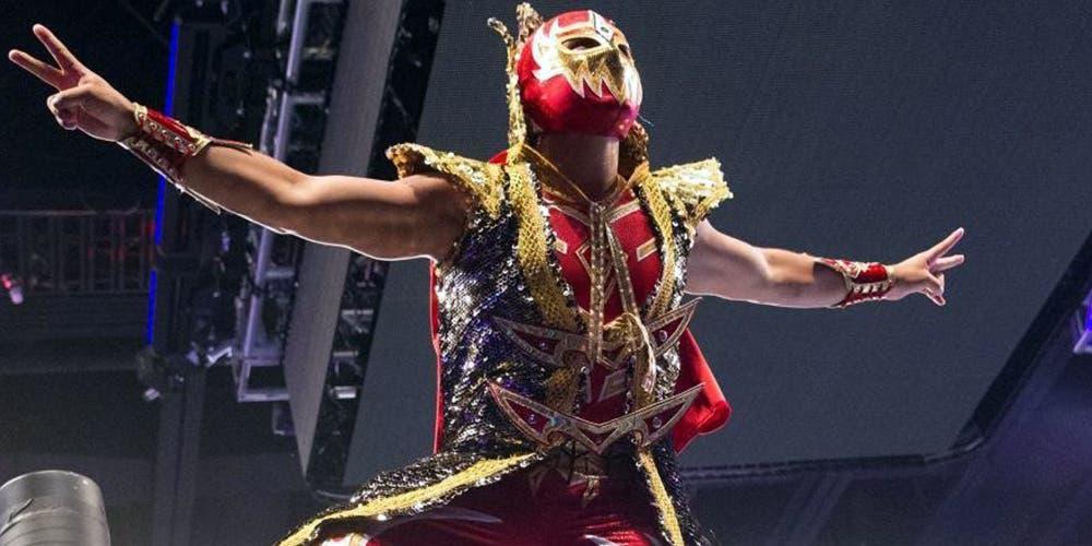 Gran Metalik vs AJ Styles por el título de la WWE
