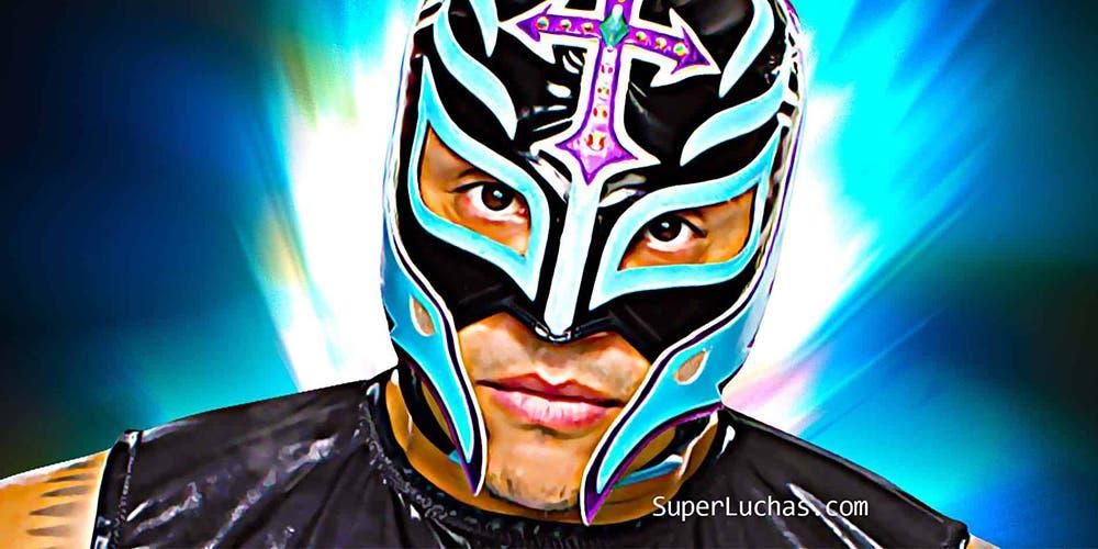 WWE lanza filtro de Rey Mysterio en Instagram