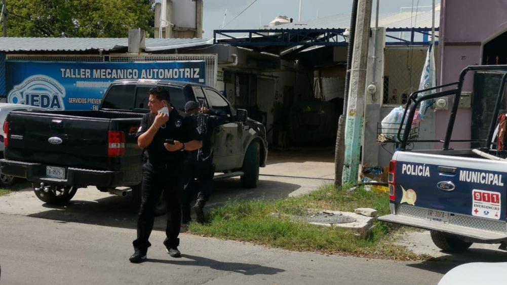 Asaltan a mano armada a cuentahabientes en Chetumal