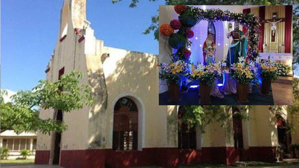 Celebración a San Joaquín será a puerta cerrada