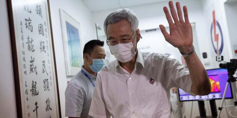 Singapur en proceso electoral en plena pandemia por Covid-19