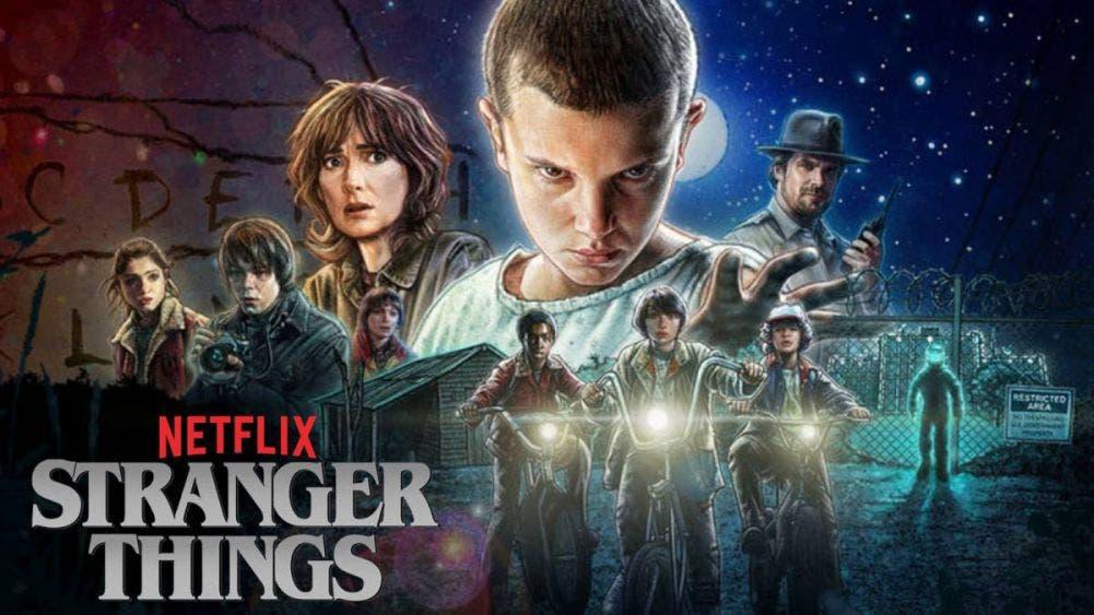 """Demandan por plagio a Netflix y creadores de """"Stranger Things"""""""