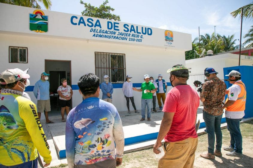 En la comunidad de Punta Allen la meta es obtener 60 toneladas del crustáceo.