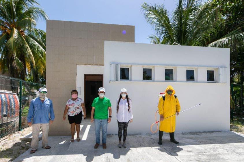 Captura de langosta y turismo serán los puntuales de la recuperación económica de la comunidad.