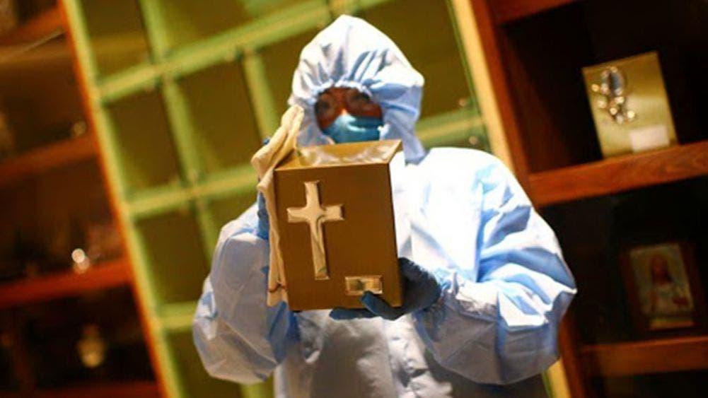 Traerán a México cenizas de los fallecidos por coronavirus en EU