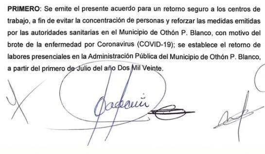 El edil Otoniel Segovia pone en riesgo la salud de burócratas de OPB.