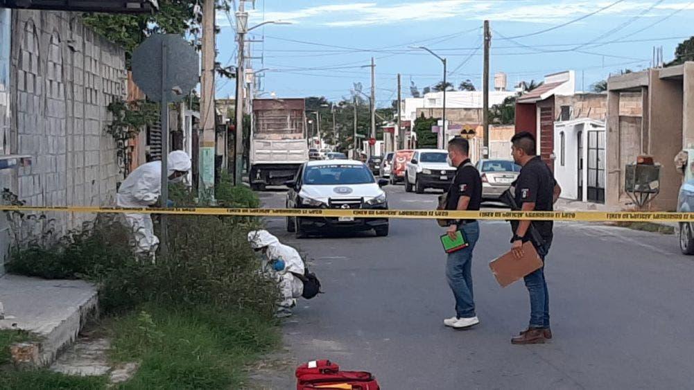 En Chetumal intentan ejecutar a elemento de la Guardia Nacional.