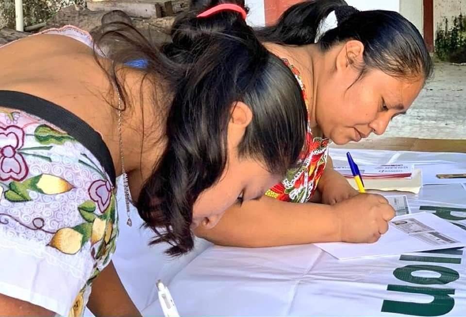 Dan prórroga de inscripciones en la Universidad de Bienestar de Tihosuco; da la coordinación general plazo hasta el 5 de julio.