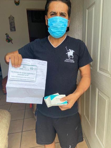 IMSS Quintana Roo ha surtido más de mil 500 recetas a domicilio; el objetivo es prevenir contagios de Covid-19 en sus hospitales.