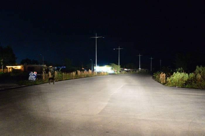 Zona insegura el área de la avenida Transversal y Ranchitos en Cozumel; son constantes los robos por la falta de iluminación y vigilancia.