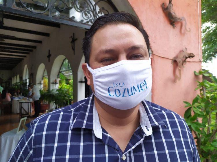 Siguen en pie nuevos vuelos extranjeros y nacionales hacia Cozumel; el CPTQ está negociación con aerolíneas para este verano: Pablo Aguilar.