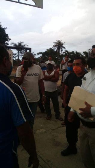 Hay entrada a familias de Kantunilkín a Tizimín sólo para actividades esenciales; continúan los bloqueos hacia la colonia Yucatán.