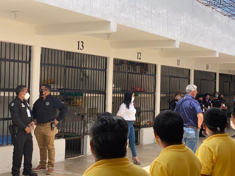 Cereso de Cozumel será certificado por la Asociación Americana de Correccionales; se dan los pasos que sea considerada una cárcel modelo.