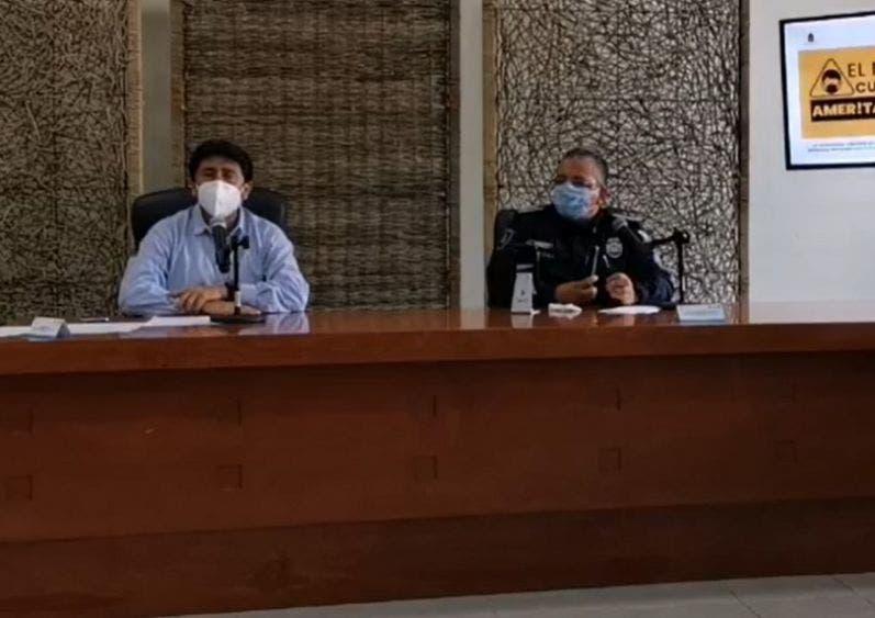Comenzarán los arrestos en Tulum a quien no use el cubrebocas.