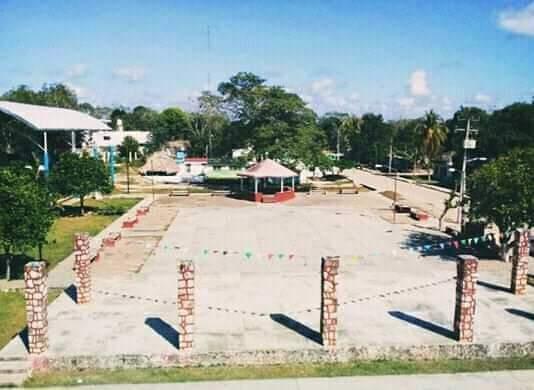 Comunidad maya de Tepich refuerza acciones contra Covid-19.