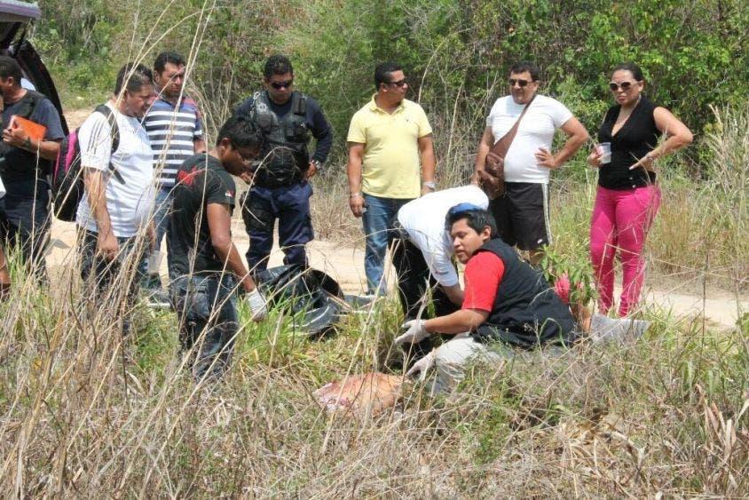Robo y narcomenudeo inseparables en Calderitas; cada vez son más recurrentes los delitos como robos y asaltos en la comunidad turística.