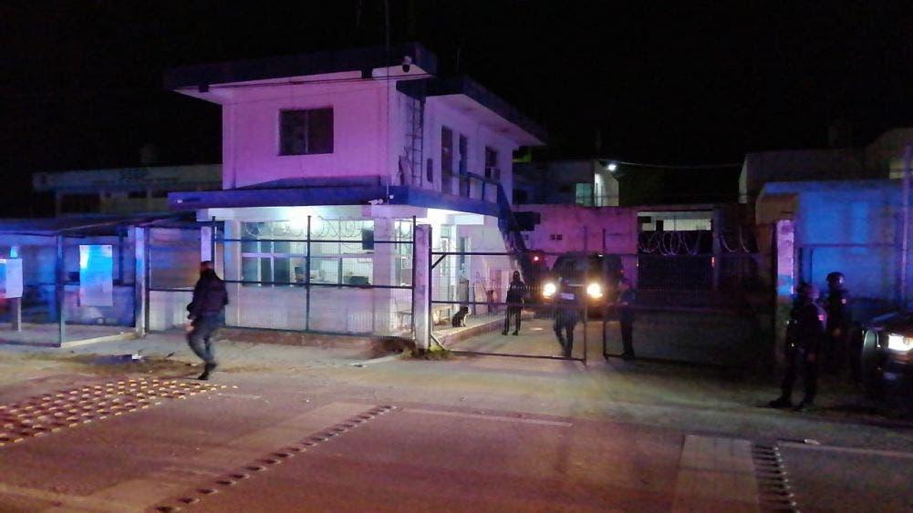 En los últimos días se han hecho traslado de otras cárcel del estado hacia el Cereso de Chetumal.
