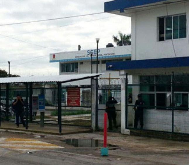 Aumentan casos sospechosos de Covid-19 en Cereso de Chetumal.