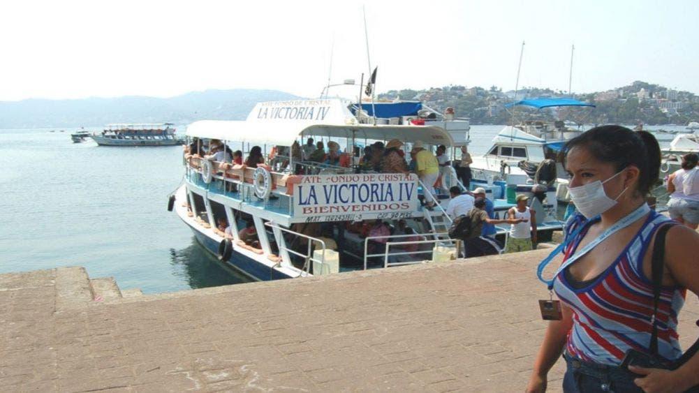 Reinician operaciones los yates en Yucatán; playas seguirán cerradas
