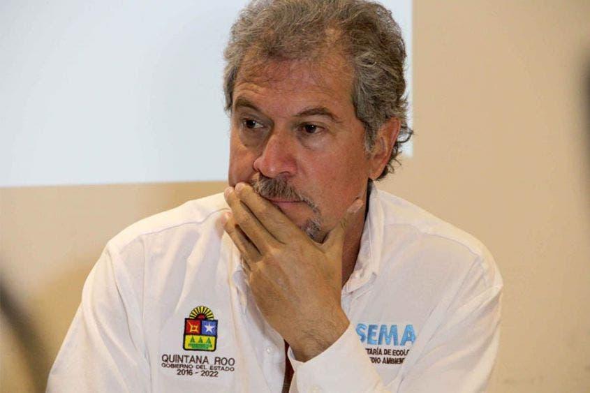 Interface: Alfredo Arellano, separado del gobierno estatal por corrupto.