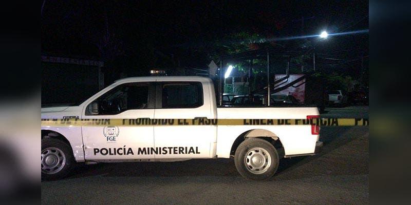 Balean a Policía Ministerial en la supermanzana 239