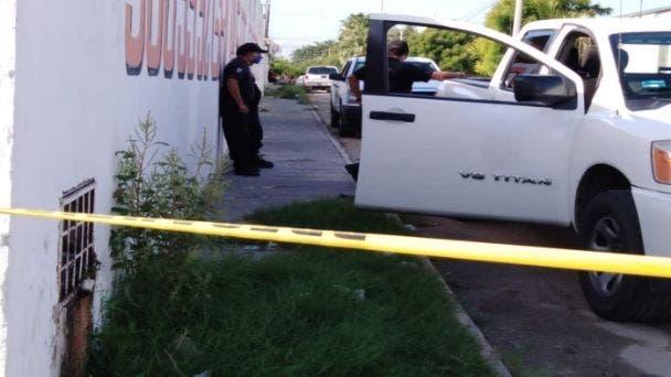 Hallazgo de un cuerpo sin vida dentro de un pozo en terreno baldío de Mérida