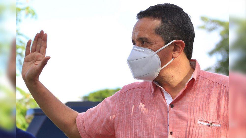 Carlos Joaquín participó en ceremonia virtual de entrega de distintivos Blue Flag