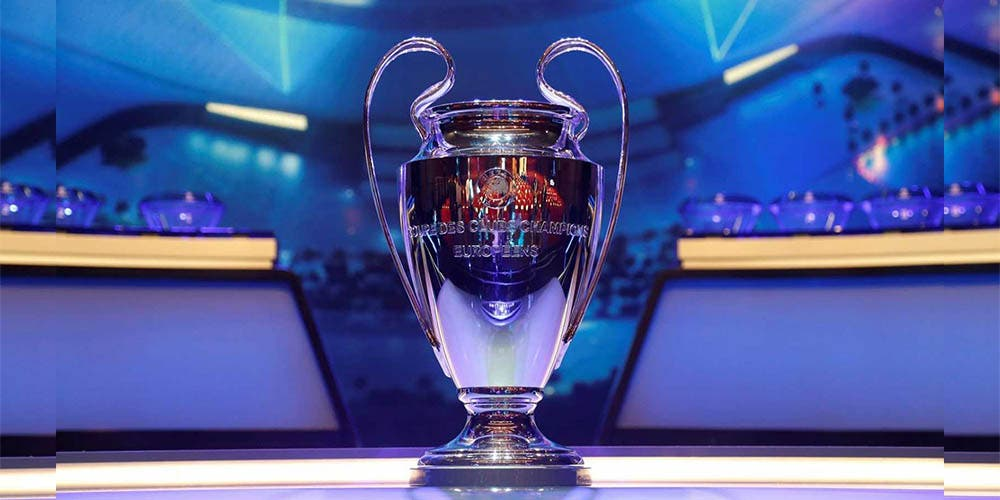 Sorteo de la Champions League 2020