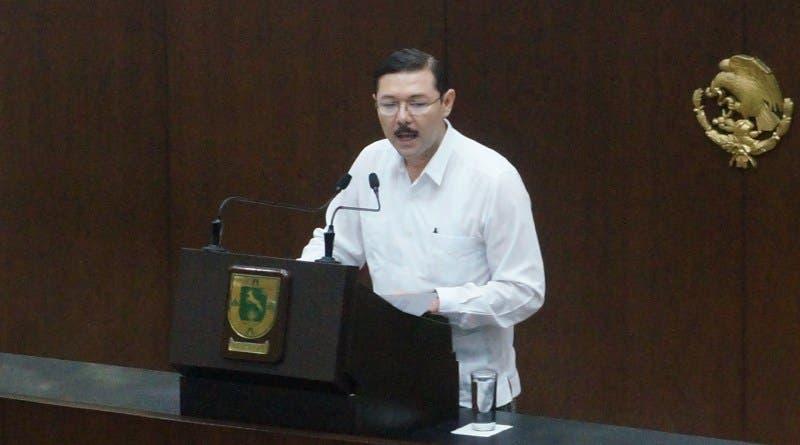 Diputado Enrique Castillo Ruz