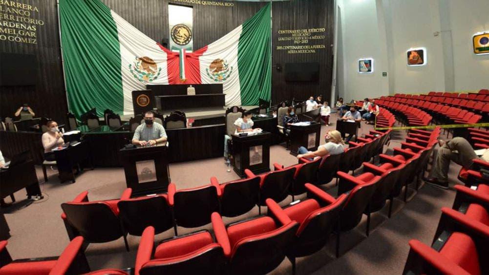 Continuan laborando diputados en Segundo Período Ordinario de Sesiones
