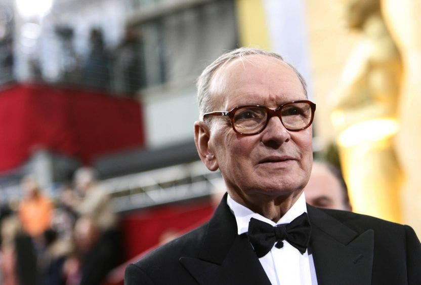 """Tarantino comparte mensaje por la muerte de Ennio Morricone: """"¡larga vida al rey!"""""""