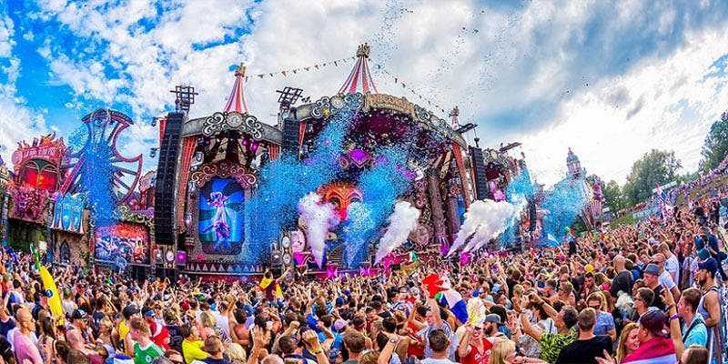 Tomorrowland 2020 a través de streaming