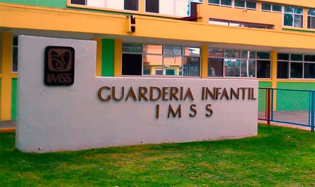 Abrirán guardería del IMSS con consenso de autoridades estatales.