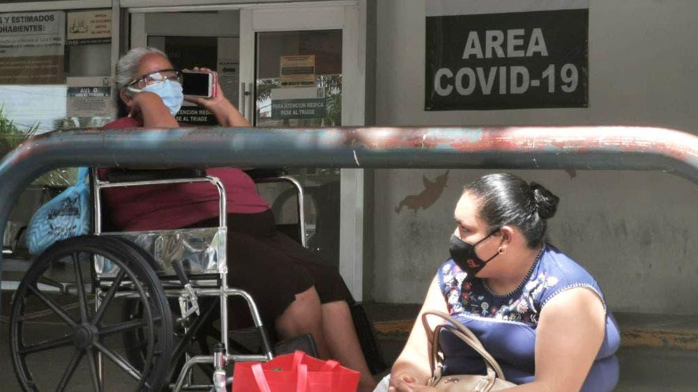 Al borde del colapso hospitales covid en Quintana Roo