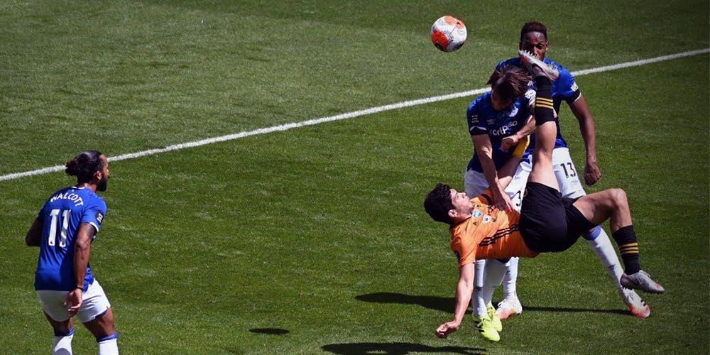 Raúl Jiménez entre los máximos goleadores de la Premier League