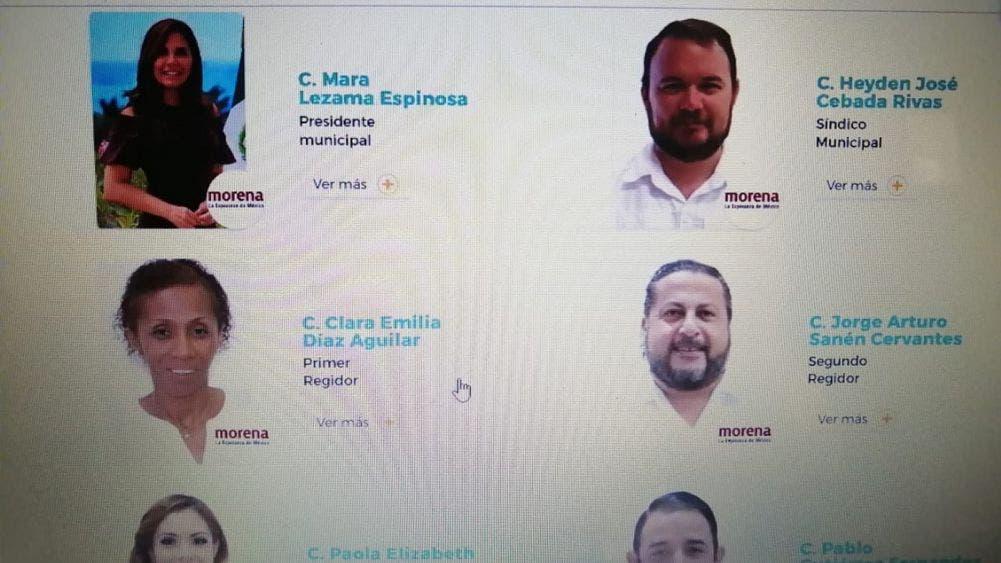 Presenta Movimiento Regidor 16 su portal de monitoreo para el Cabildo